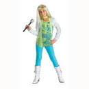 Partypro 7193G Hannah With Shrug And Wig L (10-12)Child