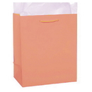 Partypro 22339 Apricot Glossy Gift Bag Large