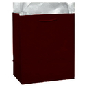 Partypro 22390 Brown Glossy Gift Bag Large