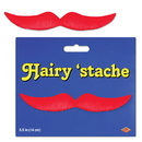 Partypro 60891-R Red Hairy 'Stache