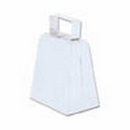 Partypro 60939-W Cowbell - White (4In.)