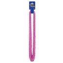 Partypro 50570-P Pink Small Round Small Party Beads 12/Ct