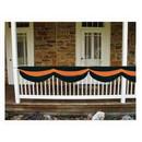 Partypro 50948-OB Halloween Fabric  Bunting