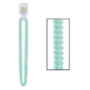 Partypro 50569-MG Baby Shower Beads Mint Green