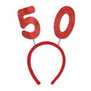Partypro 60590-50 50Th Glittered Boppers