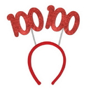 Partypro 60590-100 100Th Glittered Boppers