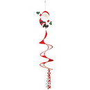 SANTA WIND SPINNER (42 INCHES)