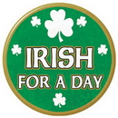 IRISH FOR A DAY BUTTON