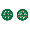 FLASHING IRISH FOR A DAY BUTTON