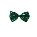 Beistle 30702 Green Glitz N Gleam Bow Tie