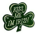 Partypro 33044 Kiss Me Irish Boutonniere (3In.) *