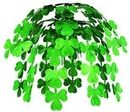 SHAMROCK CASCADE DECORATION (24IN.) *