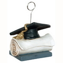 Partypro 50824 Grad Cap Polystone Photo/Balloon Holder