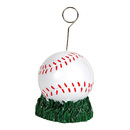 Beistle 50841 Baseball Photo/Balloon Holder