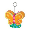 Beistle Co 50903 Butterfly Photo/Balloon Holder