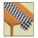 Beistle 54100 Checkered Table Runner