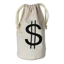 Partypro 54120 Big $ Bag