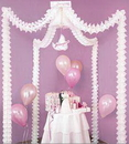 Partypro 55428 Wedding Canopy