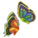Partypro 55546 Butterflies Decorations (24In.)