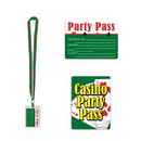 Partypro 57167 Casino Party Pass