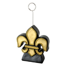 Beistle 57864 Fleur De Lis Photo/Balloon Holder