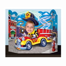 Partypro 57991 Fire Truck Photo Prop