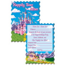 Partypro 58251 Princess Party Invitations