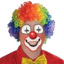 Partypro  Rainbow Clown Wig