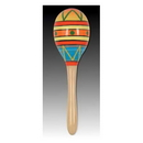 Partypro 60951-8 Fiesta Party Maracas 8In.