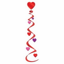 Partypro 70050 Heart Whirls