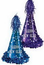 GEM STAR NEW YEAR PARTY HATS