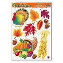 Partypro 99127 Thanksgiving Glass Magnet