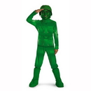 Partypro 11362K Green Army Man Deluxe Boys M (7-8)