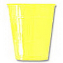 Partypro 28102081 16Oz Lt Yellow Plastic Cup (20 Ct.)