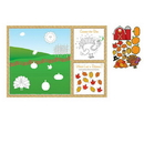 Fall Placemat Activity Kit