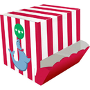 Partypro  Circus Time! Candy Dispenser Treat Box