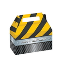 Creative Converting 085590 Construction Zone Treat Boxes