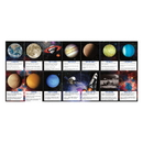 Partypro 051533 Space Blast Fact Cards