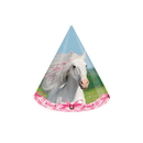 Partypro 025601 Heart My Horse Paper Party Hats