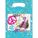 Partypro 085583 Discontinued Girls Rock 80'S Treat Bag