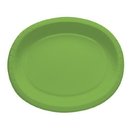 Creative Converting 433123 433123 Lime Oval Platter (8 Ct)