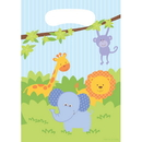Creative Converting 085027 Forest Friends Treat Bag