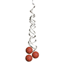 Partypro 037964 Sports Fanatic Basketball Danglers