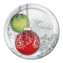 Partypro 429910 Discontinued Jingle Bells Dinner Plates