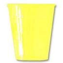 Partypro 28102071 12Oz Lt Yellow Plastic Cup (20 Ct.)