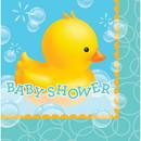 Partypro 661058 Bubble Bath Baby Shwr Lunch Nap
