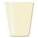 Creative Converting 28161081 16Oz Ivory Plastic Cup (20 Ct.)