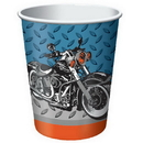 Creative Converting 375970 Cycle Shop Hot-Cold Cup 9 Oz