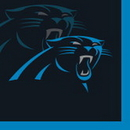 Creative Converting 659505 659505 Carolina Panthers Beverage Nap
