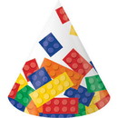 Partypro 315257 Block Party Party Hats